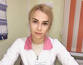 Колесникова Дарья Юрьевна