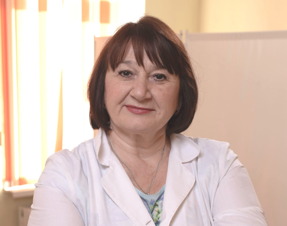 Призова Лариса Сергеевна